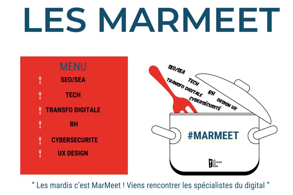 Les Mardis c'est #MarMeet!